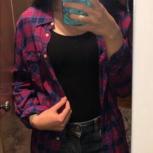 Super cute plaid shirt